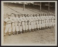 1953 Monarchs team