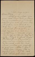 Recipient: Marie (August 11, 1917)