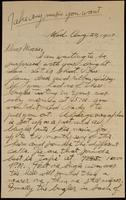 Recipient: Marie (August 29, 1917)