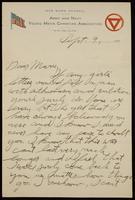 Recipient: Marie (September 9, 1917)