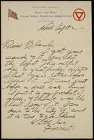 Recipient: Blanche (September 12, 1917)