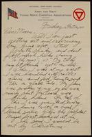 Recipient: Marie (October 12, 1917)