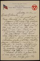 Recipient: Blanche (October 14, 1917)