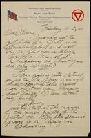 Recipient: Marie (November 2, 1917)
