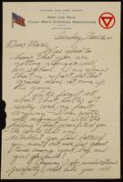 Recipient: Marie (November 11, 1917)