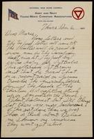 Recipient: Marie (December 6, 1917)
