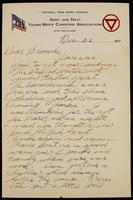 Recipient: Blanche (December 22, 1917)