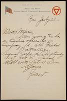 Recipient: Marie (July 27, 1917)