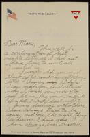 Recipient: Marie (September 11, 1917)