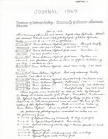 1949 Journal