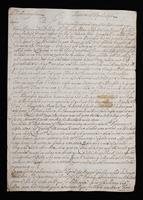 Correspondence: April to May 1696