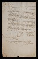 Correspondence: October 1698