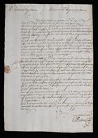 Correspondence: August 1702