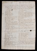 Correspondence: November to December 1702