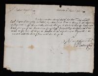 Correspondence: November 1702