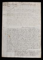 Correspondence: January to March 1703