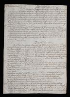 Correspondence: May 1696