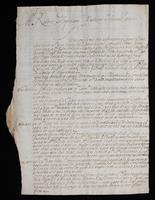 Correspondence: September to December 1703