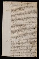 Correspondence: January 1705