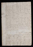 Correspondence: September to October 1696