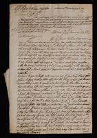 Correspondence: December 1705 to January 1706