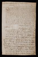 Correspondence: November to December 1706