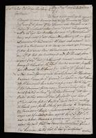 Correspondence: May 1707