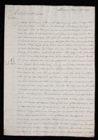 Correspondence: November to December 1708