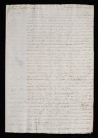 Correspondence: October to November 1709