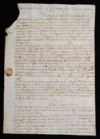 Correspondence: June 1697