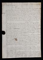 Correspondence: January to February 1700