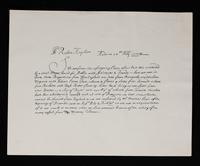 Correspondence: February 1700