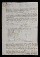 Correspondence: May 1700