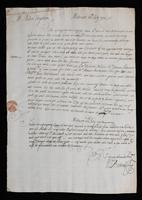 Correspondence: July 1700
