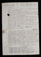 Correspondence: November 1700