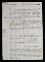 Correspondence: January to February 1701