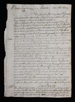 Correspondence: December 1695