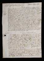 Correspondence: April to June 1698