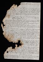 Correspondence: October to November 1701