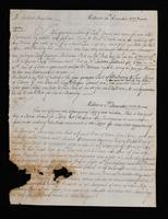 Correspondence: November to December 1701