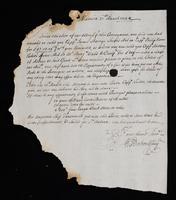 Correspondence: March 1702