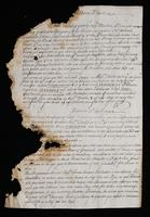 Correspondence: April to May 1702