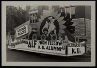 Alf Landon campaigns