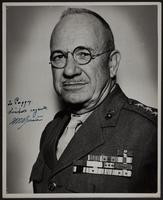 8x10 photo of Admiral for Peggy, WWII