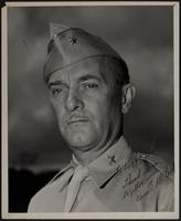 8x10 Photo of WWII One Star Army General, US Signal Corps