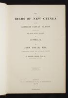 The birds of New Guinea, 1:6