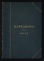 Monograph of the Macropodidae, 1:front