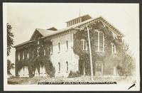 Armory Building, Kansas State Agricultural College - Manhattan, Kansas