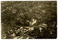 Aerial View of Douglas County Courthouse