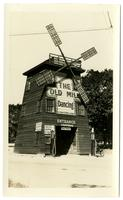 The Old Mill Dancing and Filling Station
